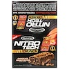 Muscletech, Nitro Tech Crunch Bars, Peanut Butter Chocolate, 12 Bars, 2.29 oz (65 g) Each