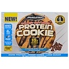 Muscletech, Protein Cookie, Chocolate Chip, 6 Cookies, 3.25 oz (92 g) Each