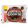 Muscletech, كعك البروتين المخبوز الطري الأفضل، الشوكولا الثلاثي، 6 كعكات، 3.25 أونصة (92 غرام) لكل كعكة