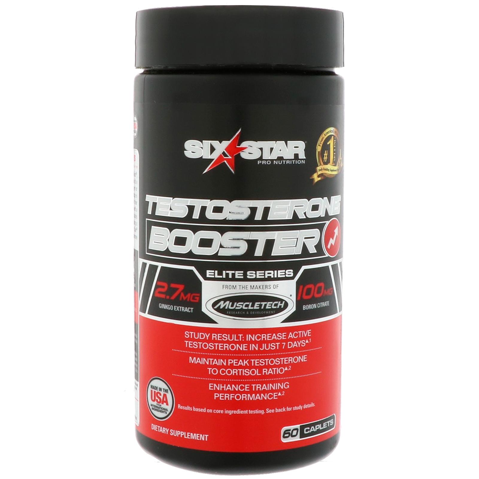 Testosterone booster 6 star