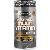 Отзывы о Muscletech, Essential Series, платинум мультивитамин, 90 таблеток