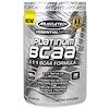 Muscletech, Platinum BCAA 8:1:1, 200 Caplets