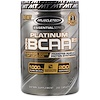 Muscletech, 100% Platinum BCAA 8:1:1, 200 Caplets
