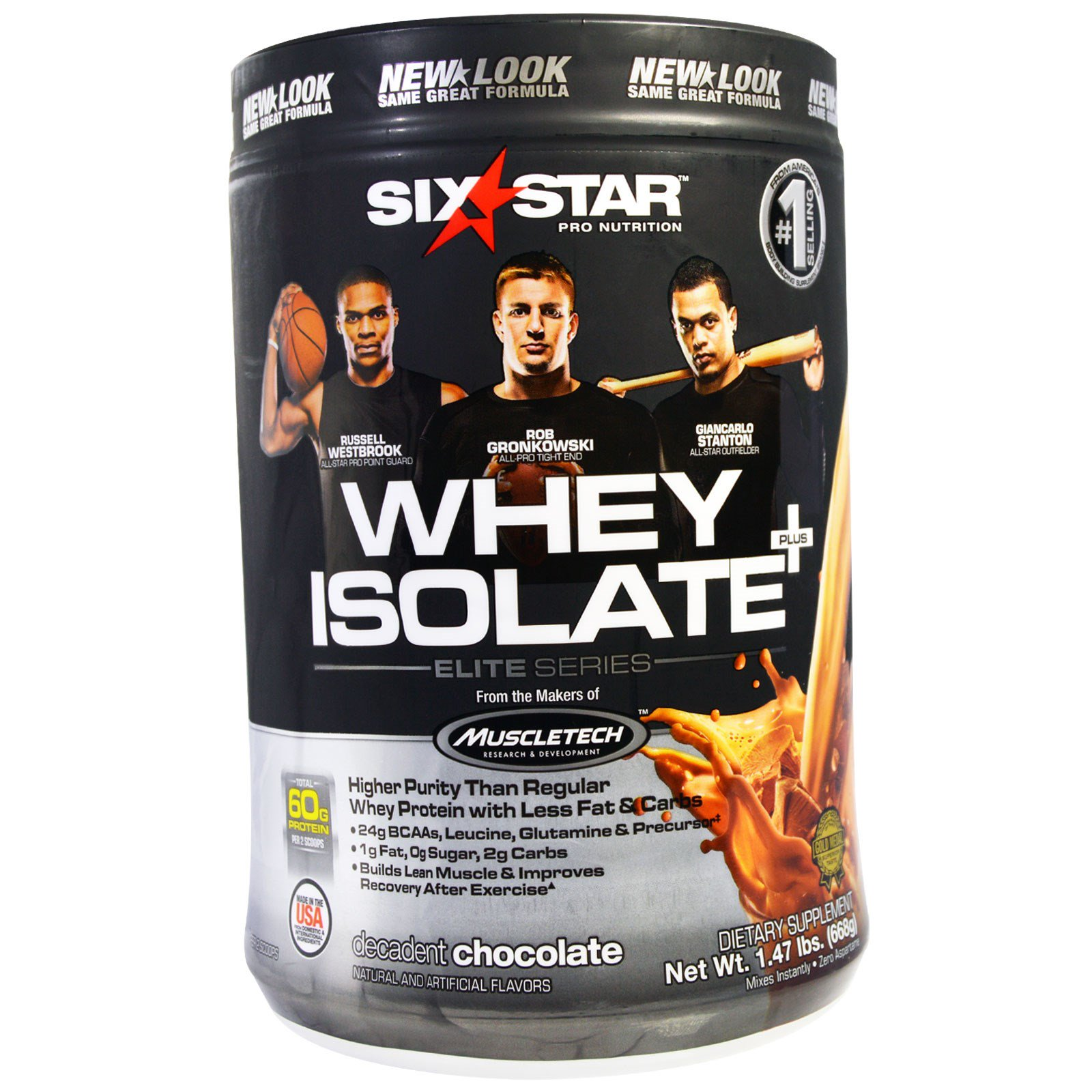 Six Star Pro Nutrition, Whey Isolate