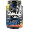 Muscletech, Cell Tech, The Most Powerful Creatine Formula, Orange, 3.00 lbs (1.36 kg)
