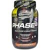 Muscletech, Серия Performance, Phase8, многофазный 8-часовой протеин, молочный шоколад, 2,00 lbs (907 г) (Discontinued Item)