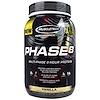 Muscletech, Performance Серия, Фаза-8, многофазный 8-часовой белок, Ваниль, 907 г (2,0 фунта)
