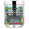 Muscletech, Amino Build Next Gen, Fruit Punch, 10.00 oz (284 g)