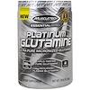 Muscletech, Platinum 100% Glutamine , 10.65 oz (302 g)