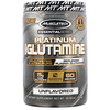 Muscletech, Platinum 100% Glutamine, 10,58 унц. (300г)