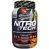 Muscletech, Nitro-Tech  Whey Isolate + Lean Musclebuilder, Mocha Cappuccino Swirl, 2.00 lbs (907 g)