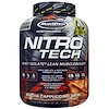 Muscletech, NitroTech, Whey Isolate+ Lean Musclebuilder, Mocha Cappuccino Swirl, 1,8 кг (3,97 фунта)