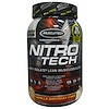 Muscletech, Nitro Tech, Vanilla Birthday Cake, 907 г (2 фунта)