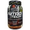 Muscletech, Nitro Tech、バニラ誕生日ケーキ味、2.00 ポンド (907 g)