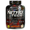 Muscletech, Nitro Tech, Whey Isolate+ Lean Musclebuilder, Birthday Cake, 3.97 lbs (1.80 kg)