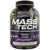 Muscletech, Mass-Tech, превосходный продукт для набора массы, печенье и сливки, 7,00 фунтов (3,18 кг)