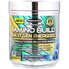 Muscletech, Amino Build Next Gen Energized، توت أزرق، 10.13 أونصة (287 جم)
