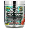 Muscletech, Amino Build® Next Gen 支鏈氨基酸,西瓜味,9.91 盎司(281 克)