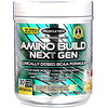 Muscletech, Amino Build Next Gen، توت أبيض، 9.98 أونصة (283 جم)