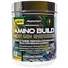 Muscletech, Amino Build Next Gen Energized، عنب كونكورد، 9.86 أونصة (280 جم)