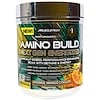 Muscletech, Amino Build Next Gen Energized BCAA , Orange Mango Cooler, 10.09 oz (286 g)