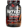 Muscletech, Nitro Tech Ripped, Ultimate Protein + Weight Loss Formula, Chocolate Fudge Brownie, 2 lbs (907 g)