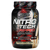 Muscletech, Nitro Tech Ripped, Ultimate Protein + Weight Loss Formula, French Vanilla Swirl, 2 lbs (907 g)