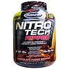 Muscletech, Nitro Tech, Ripped, Ultimate Protein + Weight Loss Formula, Chocolate Fudge Brownie, 4.00 lbs (1.81 kg)