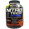 Muscletech, Nitro Tech Power, Ultimate Muscle Amplifying Protein, Triple Chocolate Supreme, 4.00 lbs (1.81 kg)