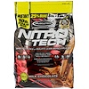 Muscletech, NitroTech, Whey Peptides & Isolate Lean Musclebuilder, Milk Chocolate, 10.00 lbs (4.54 kg)