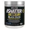 Muscletech, #シャター、SX-7、ブラックオニキス、プレワークアウト、ブルーラズベリーブラスト、12.49 oz (354 g)