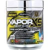 Muscletech, Serie Performance, VaporX5 Next Gen, preentrenamiento, Icy Rocket Freeze, 9.31 oz (264 g)