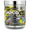 Muscletech, VaporX5,次世代,氮泵,冰火箭冻口味,9.31 盎司(264 克)