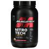 Muscletech, Nitro Tech, 100% Whey Gold, Strawberry Shortcake, 2.24 lbs (1.02 kg)