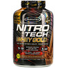 Muscletech, Nitro Tech, 100% Whey Gold, Proteína Whey em Pó, Chocolate Extra Forte, 2,51 kg (5,54 lb)