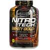 Muscletech, NitroTech, 100% suero de leche de la mejor calidad, Proteína de suero de leche en polvo, Chocolate doblemente rico, 2,51kg (5,54lb)