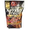 Muscletech, شيكولاتة غنية مزدوجة، 100% من مصل اللبن الذهبي من Nitro Tech 1 رطل (454 جم)