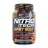 Muscletech, Nitro Tech, 100% Whey Gold, Chocolate Peanut Butter, 2.24 lbs (1.02 kg)