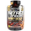 Muscletech, Nitro Tech 100% Whey Gold, Chocolate e Manteiga de Amendoim, 5,54 lbs (2,51 kg)