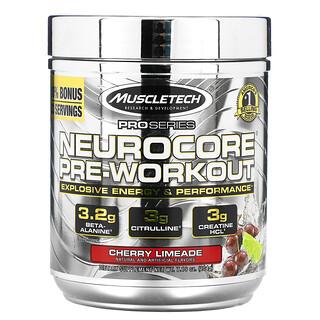 Muscletech, Pro Series, Neurocore, Pre-Workout, Cherry Limeade, 7.19 oz (204 g)