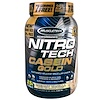 Muscletech, Performance Series, Nitro Tech Casein Gold, Creamy Vanilla, 2.5 lbs (1.13 kg)