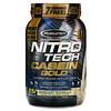 Muscletech, Nitro Tech Casein Gold, Creamy Vanilla, 2.50 lbs (1.13 kg)