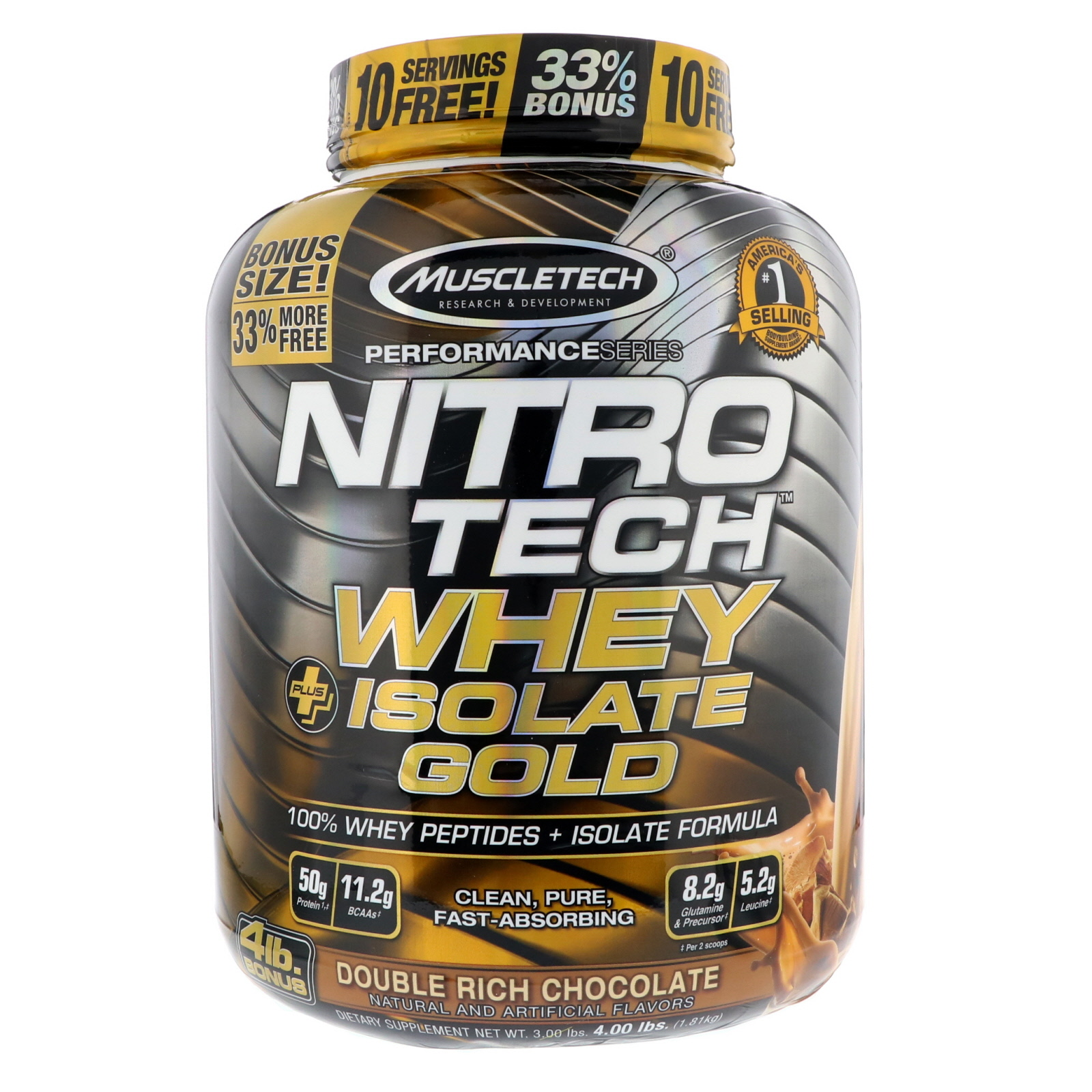 nitro tech protein powder side effects