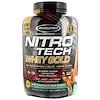 Muscletech, Nitro Tech, 100% Whey Gold, Mint Chocolate Chip Sundae, 5.50 lbs (2.49 kg)