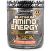 Muscletech, Platinum Amino Plus Energy, Extreme Orange, 10.40 اونص (295 جرام)