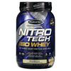 Muscletech, NitroTech, 100% ISO Whey, Vanilla, 1.81 lbs (820 g)