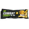 MusclePharm, ألواح بروتين Combat Crunch، عجينة بسكويت مضاعفة الحشو، 12 لوح، 2.22 أونصة (63 جم) لكل لوح