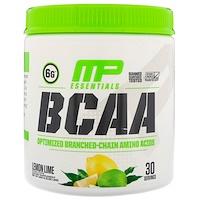 BCAA Essentials, Лимон и лайм,  0,52 фунта (234 г) - фото