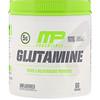MusclePharm, المواد الأساسية، الجلوتامين، خالٍ من النكهات، 0.66 رطل (300 جم)