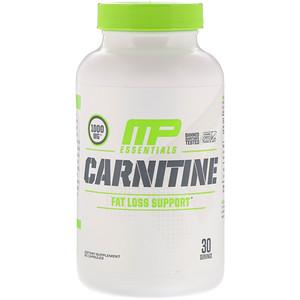 Мусклефарм, Carnitine, Fat Loss Support, 60 Capsules отзывы покупателей